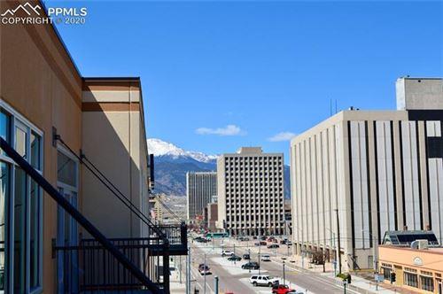 Tiny photo for 415 E Pikes Peak Avenue #405, Colorado Springs, CO 80903 (MLS # 4419132)