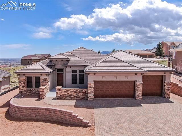 Photo for 2565 Brogans Bluff Drive, Colorado Springs, CO 80919 (MLS # 9670132)