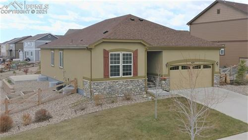 Photo of 8275 Silver Birch Drive, Colorado Springs, CO 80927 (MLS # 5837133)
