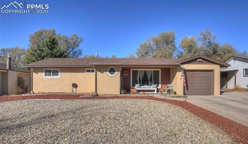 Photo of 422 Aspen Drive, Colorado Springs, CO 80911 (MLS # 8984133)