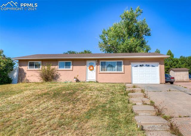 1498 Peterson Road, Colorado Springs, CO 80915 - #: 6555133
