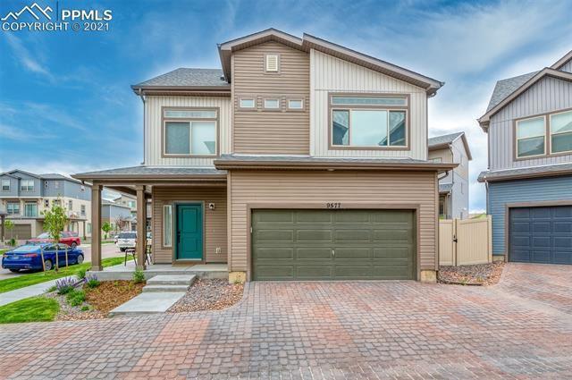 9577 Timberlake Loop, Colorado Springs, CO 80927 - #: 6612134