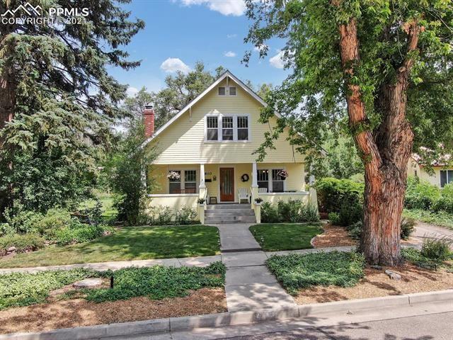 810 E Fontanero Street, Colorado Springs, CO 80907 - #: 6775134