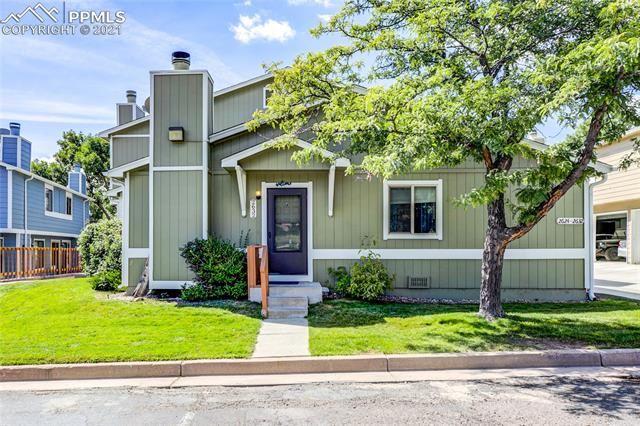 2632 Hearthwood Lane, Colorado Springs, CO 80917 - #: 2072135