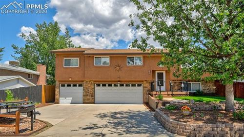 Photo of 4418 Ranch Circle, Colorado Springs, CO 80918 (MLS # 3584136)