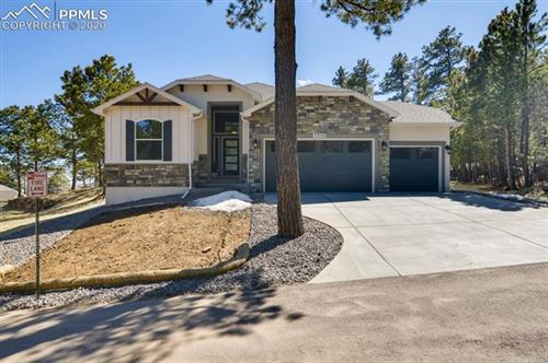 Photo of 5334 Old Star Ranch View, Colorado Springs, CO 80906 (MLS # 9143136)