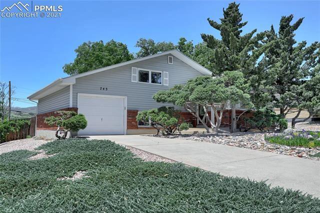 743 Ellston Street, Colorado Springs, CO 80907 - #: 6410137
