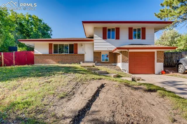 1322 Kern Circle, Colorado Springs, CO 80915 - #: 9666137
