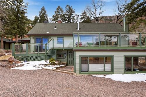 Photo of 407 Pawnee Avenue, Manitou Springs, CO 80829 (MLS # 7593138)