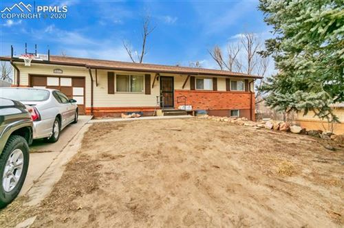 Photo of 1310 Royale Drive, Colorado Springs, CO 80910 (MLS # 8810138)