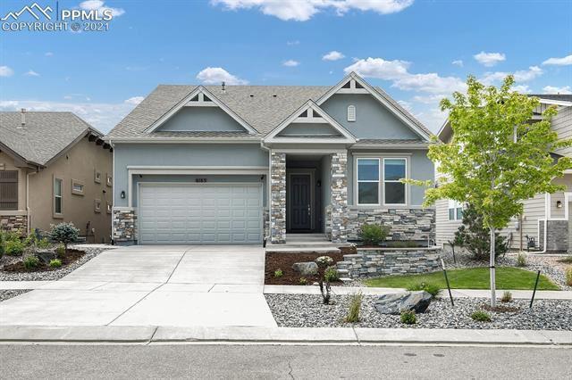 6163 Wolf Village Drive, Colorado Springs, CO 80924 - #: 6543138