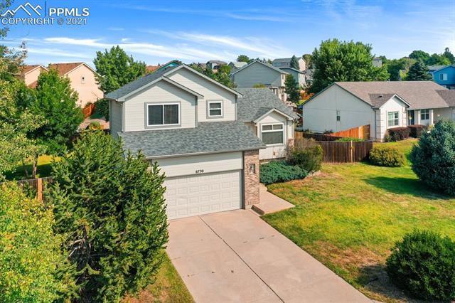 6730 Quarter Circle Road, Colorado Springs, CO 80922 - #: 6178139
