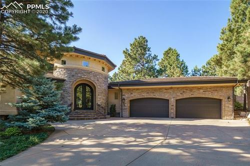 Photo of 740 Silver Oak Grove, Colorado Springs, CO 80906 (MLS # 4197140)