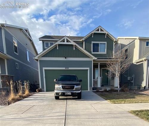 Photo of 8229 Cypress Wood Drive, Colorado Springs, CO 80927 (MLS # 4406140)