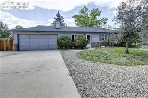 Photo of 6580 Lindal Drive, Colorado Springs, CO 80915 (MLS # 7284140)