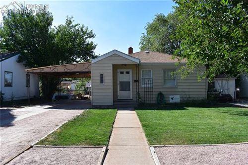 Photo of 1607 Cypress Street, Pueblo, CO 81004 (MLS # 7243143)