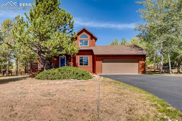 2150 Valley View Drive, Woodland Park, CO 80863 - #: 2542143