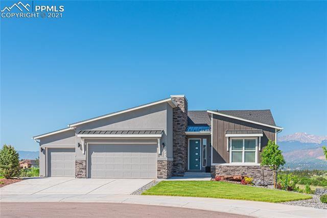 2711 Washita Court, Colorado Springs, CO 80908 - #: 4936144
