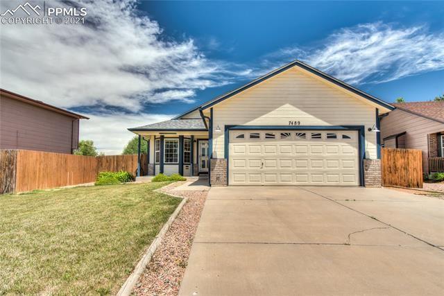 7489 Silver Bow Drive, Colorado Springs, CO 80925 - #: 6260144