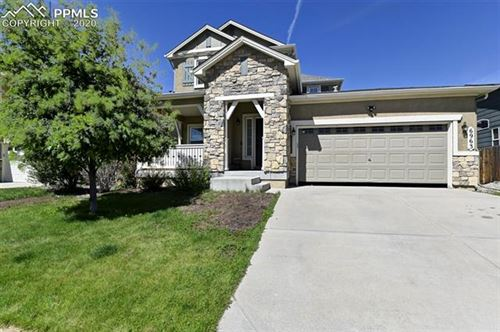 Photo of 6963 Silverwind Circle, Colorado Springs, CO 80923 (MLS # 3977145)