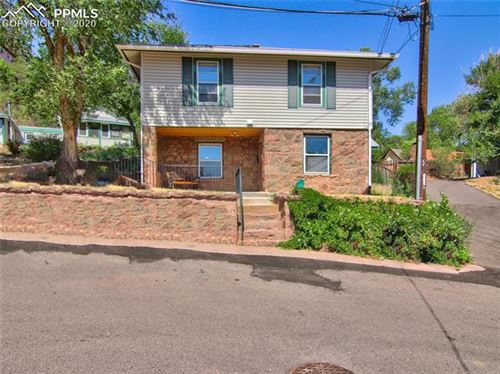 Photo of 14 Waltham Avenue, Manitou Springs, CO 80829 (MLS # 7920146)