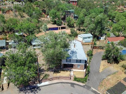 Tiny photo for 14 Waltham Avenue, Manitou Springs, CO 80829 (MLS # 7920146)