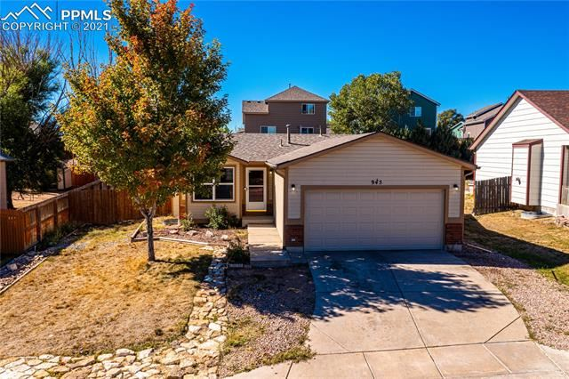945 Lords Hill Drive, Fountain, CO 80817 - #: 8732146