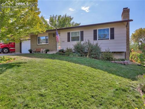 Photo of 716 Raemar Drive, Colorado Springs, CO 80911 (MLS # 5255147)