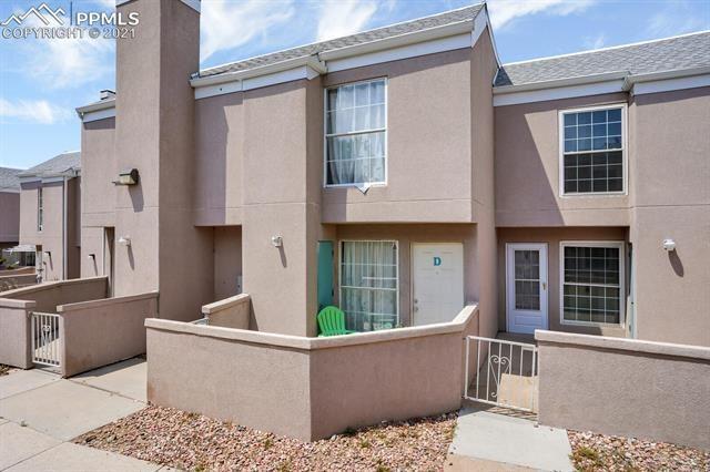 3525 Rebecca Lane #D, Colorado Springs, CO 80917 - #: 2410148