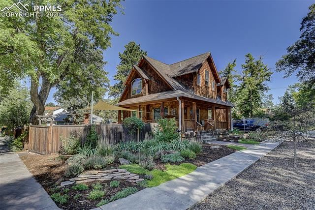 Photo for 808 Arcadia Place, Colorado Springs, CO 80903 (MLS # 8941148)