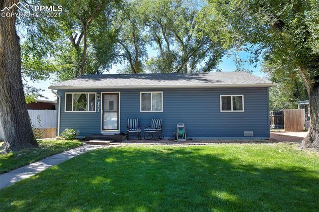 2202 Frontier Drive, Colorado Springs, CO 80911 - #: 7864149