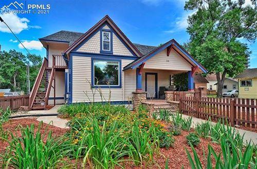 Photo of 115 N Wahsatch Avenue, Colorado Springs, CO 80903 (MLS # 4734150)