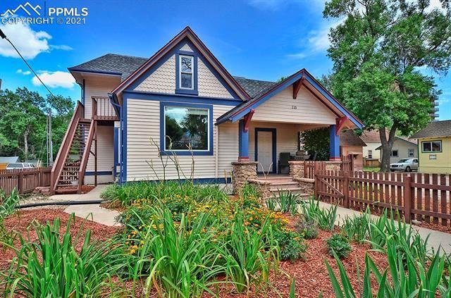 115 N Wahsatch Avenue, Colorado Springs, CO 80903 - #: 4734150