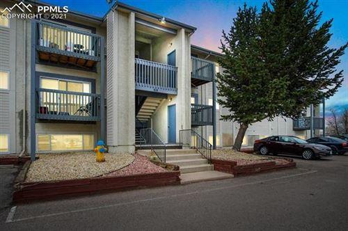 Photo of 5038 El Camino Drive #60, Colorado Springs, CO 80918 (MLS # 6425151)