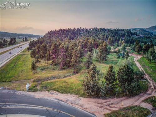 Photo of 19569 E Highway 24 Highway, Woodland Park, CO 80863 (MLS # 2666152)