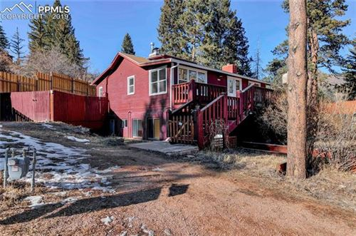 Photo of 9130 Picabo Road, Cascade, CO 80809 (MLS # 6002152)