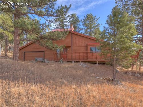 Photo of 215 Rutgers Place, Woodland Park, CO 80863 (MLS # 8077152)