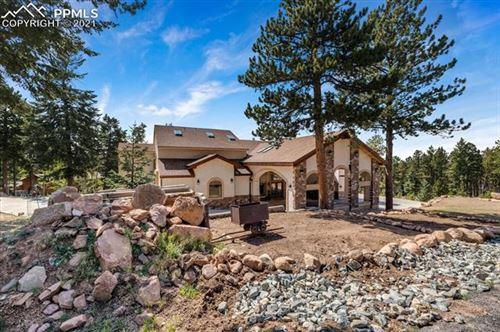 Tiny photo for 980 Char Lane, Woodland Park, CO 80863 (MLS # 9236152)