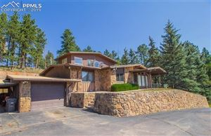 Photo of 100 Apache Trail, Woodland Park, CO 80863 (MLS # 2384154)