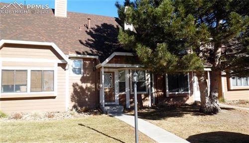 Photo of 822 London Green Way, Colorado Springs, CO 80906 (MLS # 4086154)