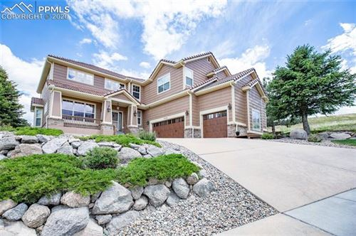 Photo of 4735 Broadmoor Bluffs Drive, Colorado Springs, CO 80906 (MLS # 5536154)