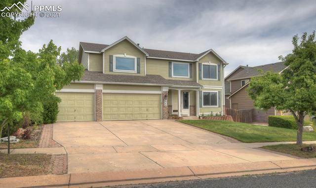 8940 April Drive, Colorado Springs, CO 80920 - #: 2687154