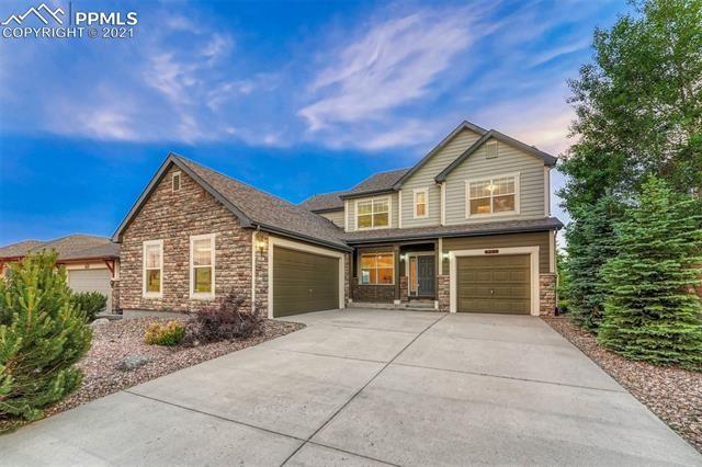 9290 Sky King Drive, Colorado Springs, CO 80924 - #: 8086154