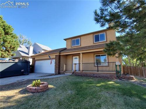 Photo of 165 Fleming Street, Colorado Springs, CO 80911 (MLS # 3786156)