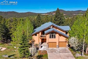 Photo of 410 Falcons Rest Place, Woodland Park, CO 80863 (MLS # 9636156)