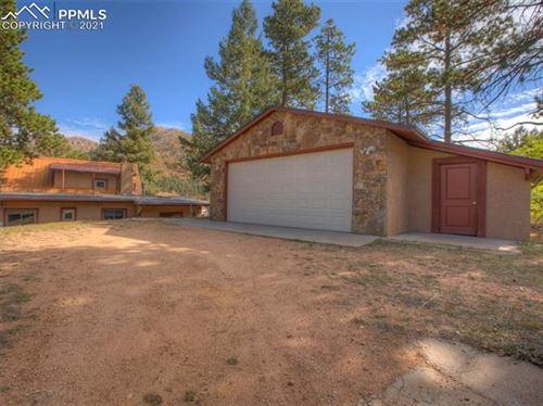 Tiny photo for 5755 Timpa Road, Cascade, CO 80809 (MLS # 5173157)