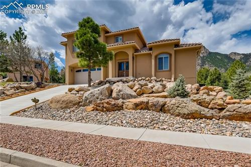 Photo of 5440 Broadmoor Bluffs Drive, Colorado Springs, CO 80906 (MLS # 5981157)