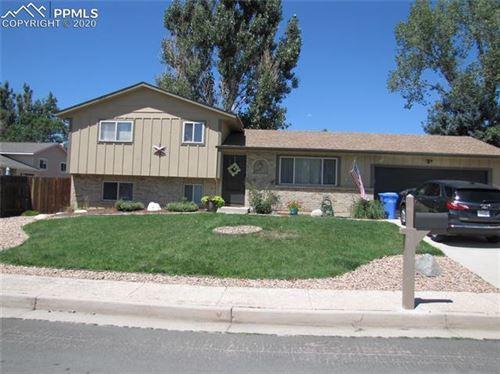 Photo of 4340 Saddlewood Drive, Colorado Springs, CO 80918 (MLS # 7309157)