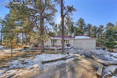 Photo of 8955 S Blue Sage Circle, Colorado Springs, CO 80908 (MLS # 8058158)