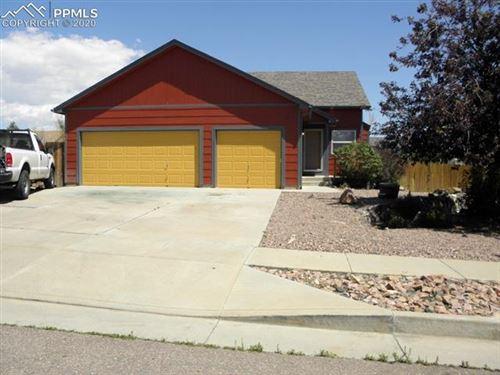 Photo of 9524 Berrey Lane, Colorado Springs, CO 80925 (MLS # 9066159)